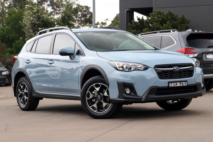 2020 Subaru XV 2.0i-L G5X MY20 Four Wheel Drive Grey