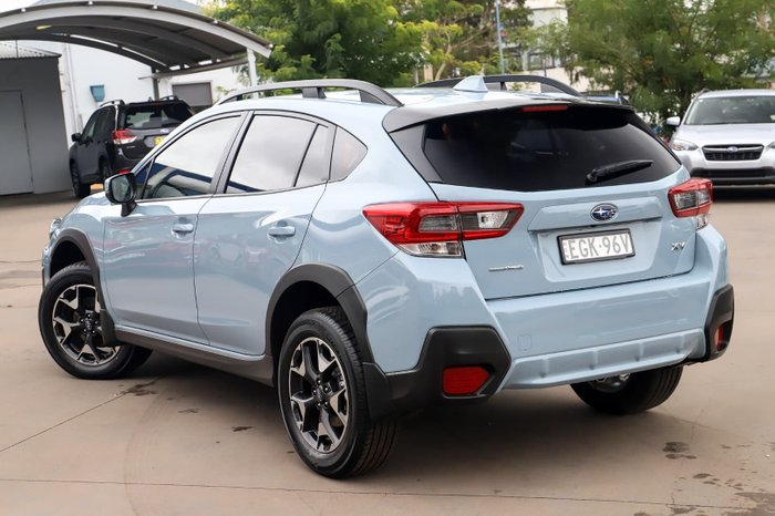 2019 Subaru XV 2.0i-L G5X MY19 Four Wheel Drive Grey