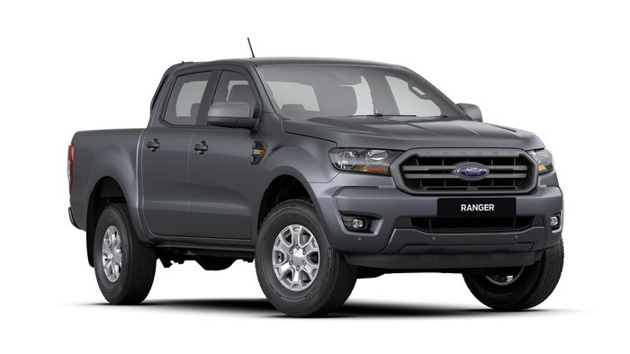 2020 FORD RANGER XLS PX MkIII Meteor Grey