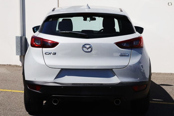 2019 Mazda CX-3 Neo Sport DK White