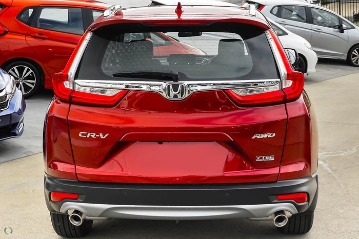 2020 Honda CR-V VTi-S RW MY20 4X4 On Demand Passion Red