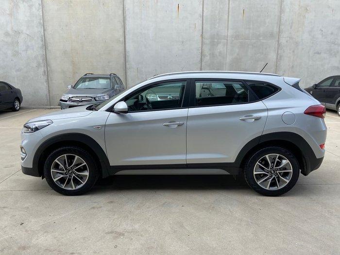 2017 Hyundai Tucson Active X TL MY17 Silver