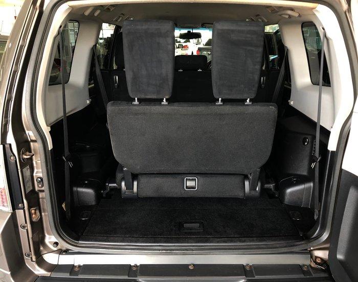 2010 Mitsubishi Pajero RX NT MY10 4X4 Brown