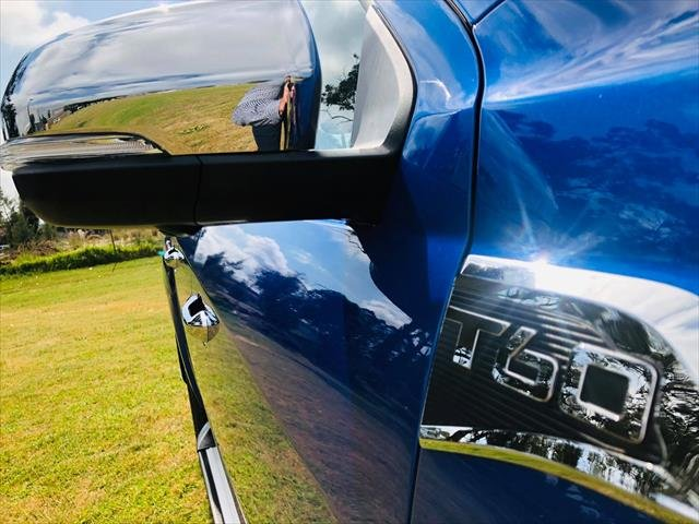 2020 LDV T60 LUXE T60 Double Cab Luxe AT Jewel Blue Metallic