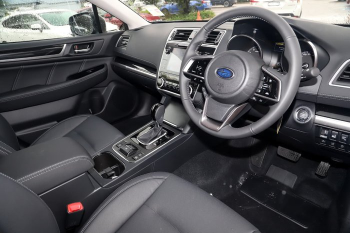 2019 Subaru Outback 2.5i Premium 5GEN MY20 Four Wheel Drive Silver