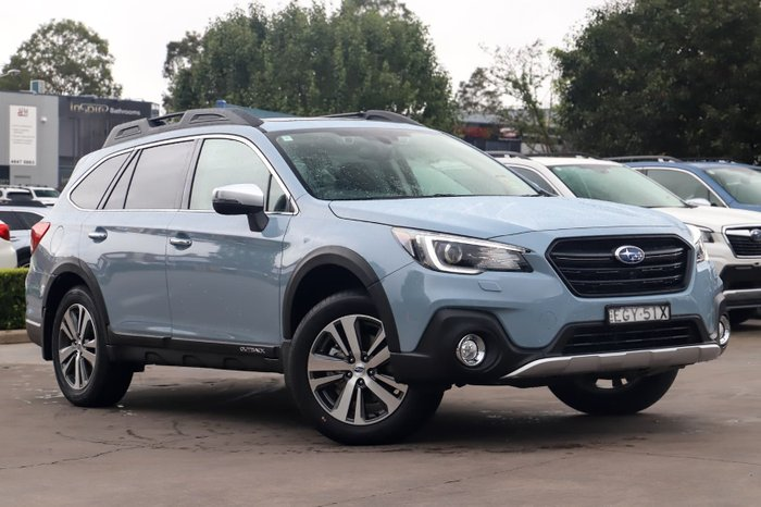 2020 Subaru Outback 2.5i Sports Premium 5GEN MY20 Four Wheel Drive Grey
