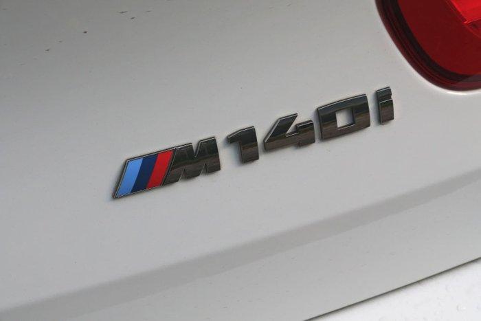 2018 BMW 1 Series M140i F20 LCI-2 White