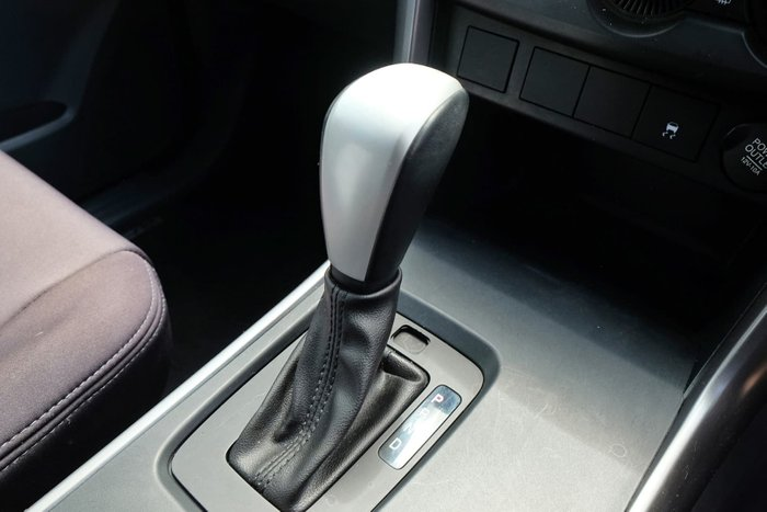 2016 Mazda BT-50 XTR Hi-Rider UR Silver