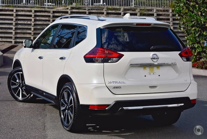 2019 Nissan X-TRAIL Ti T32 Series II 4X4 On Demand White