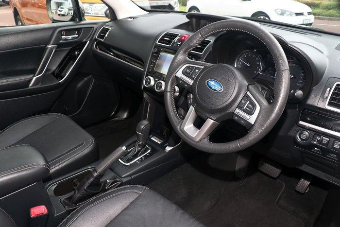 2016 Subaru Forester 2.5i-S S4 MY16 Four Wheel Drive Grey