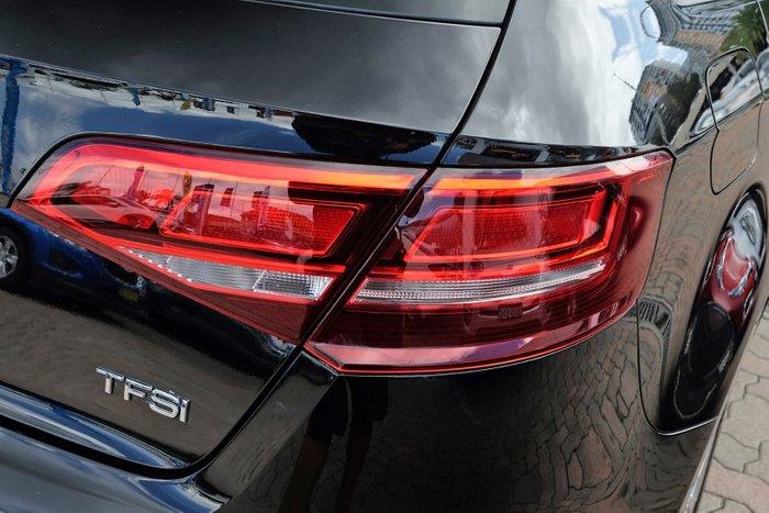 2017 Audi A3 8V MY17 Black