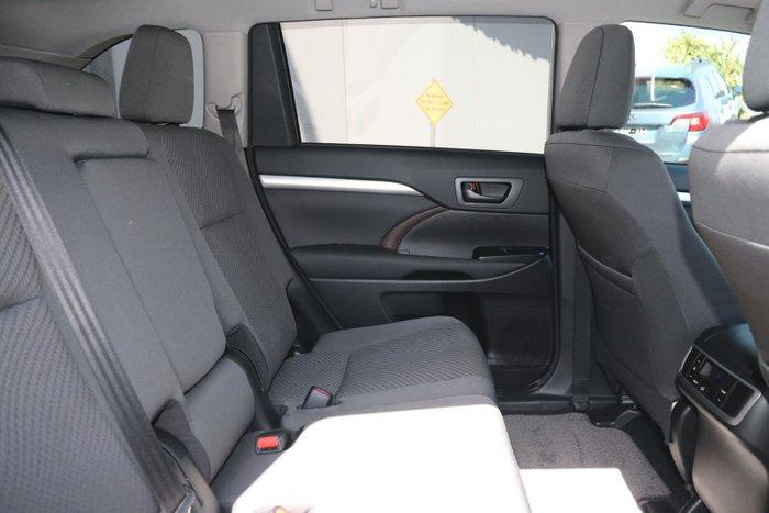 2018 Toyota Kluger GX GSU50R Silver