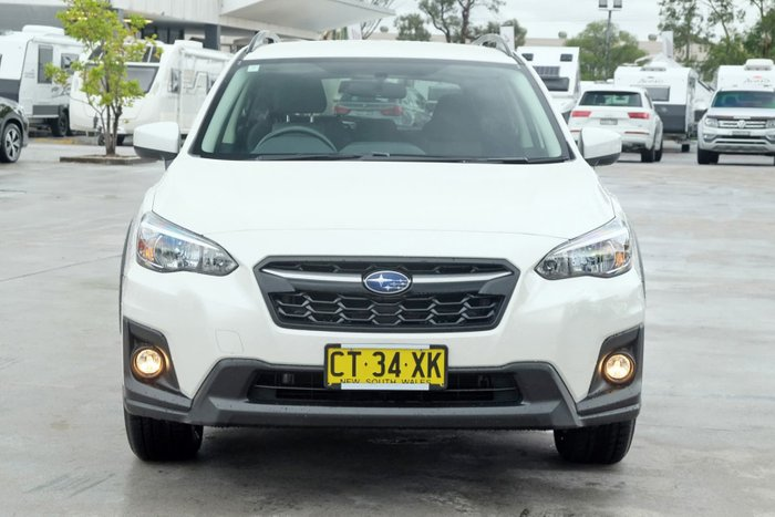 2019 Subaru XV 2.0i G5X MY19 Four Wheel Drive White