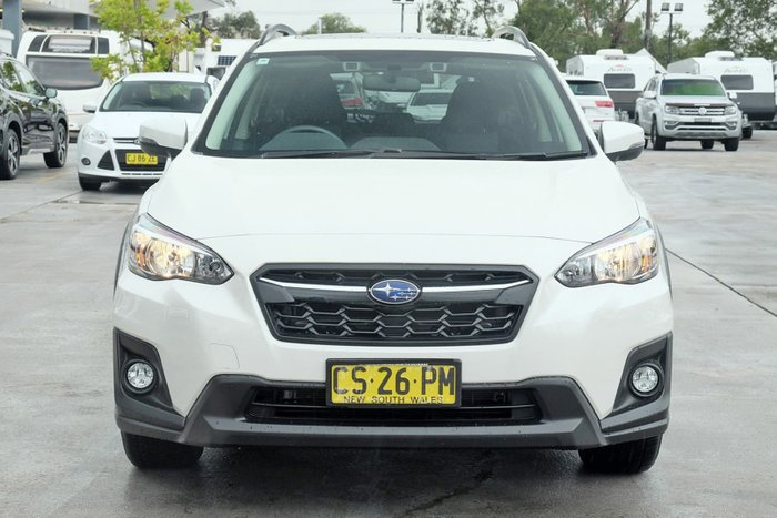 2019 Subaru XV 2.0i Premium G5X MY19 Four Wheel Drive White