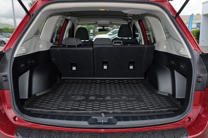 2019 Subaru Forester 2.5i S5 MY19 Four Wheel Drive Red