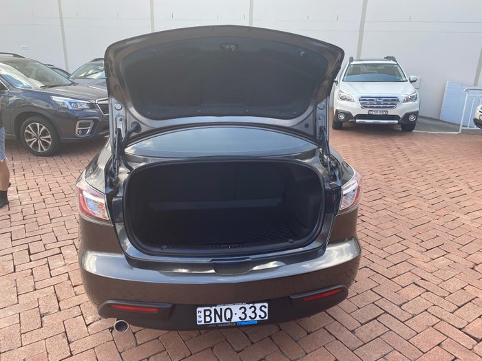 2010 Mazda 3 Maxx Sport BL Series 1 Grey