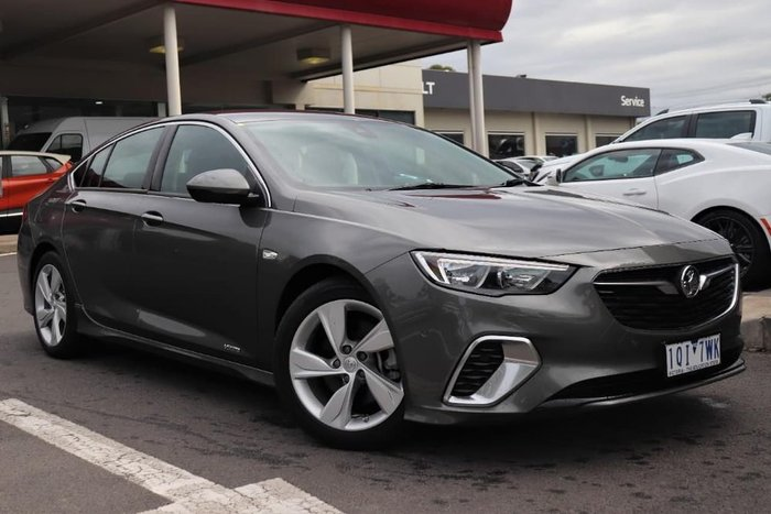 2018 Holden Commodore RS-V ZB MY18 4X4 On Demand Grey