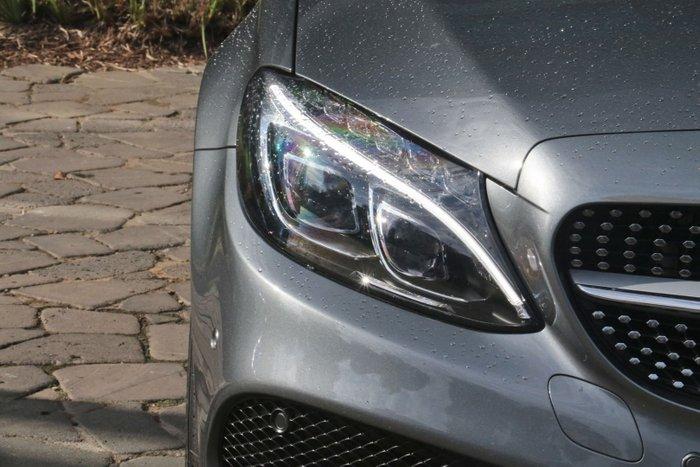 2016 Mercedes-Benz C-Class C300 C205 Grey