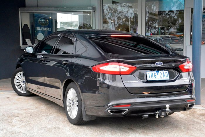 2015 Ford Mondeo Trend MD Black