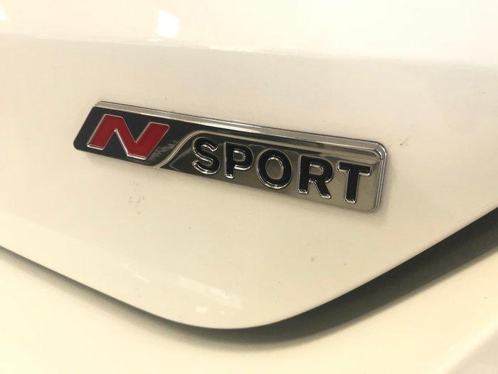 2019 Nissan X-TRAIL N-SPORT T32 Series II White