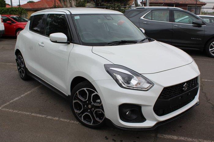 2019 Suzuki Swift Sport AZ White