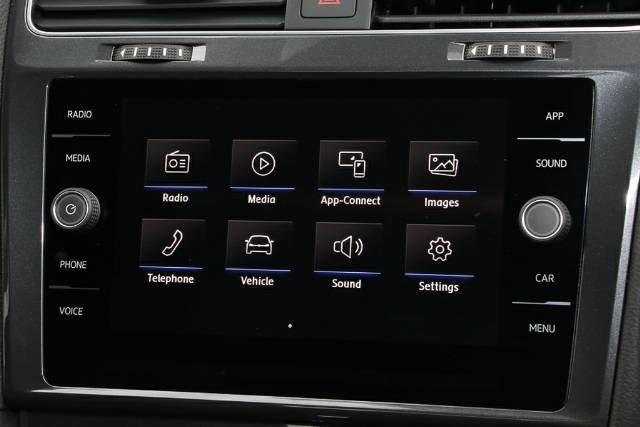 2020 Volkswagen Golf 110TSI Trendline 7.5 MY20 TUNGSTEN SILVER