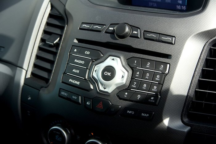 2015 Ford Ranger Wildtrak PX 4X4 Dual Range White