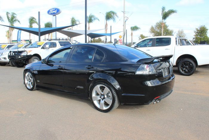 2009 Holden Commodore SS V VE MY09.5 Black