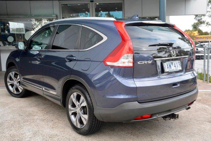 2014 Honda CR-V DTi-L RM MY14 4X4 On Demand Blue