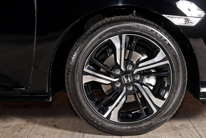 2018 Honda Civic RS 10th Gen MY18 Black
