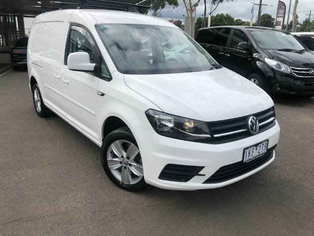 2016 VOLKSWAGEN CADDY TSI220 MAXI DSG 2KN MY16 CANDY WHITE
