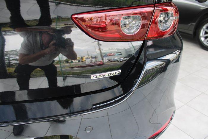 2019 Mazda 3 G20 Evolve BP Series Black