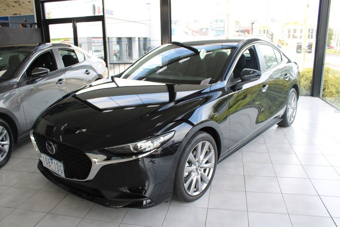 2019 Mazda 3 G20 Evolve BP Series Black