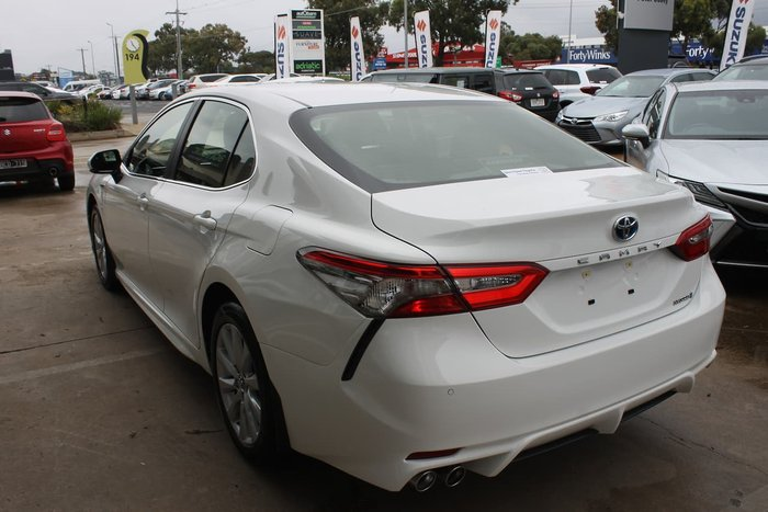2018 Toyota Camry Ascent Sport AXVH71R