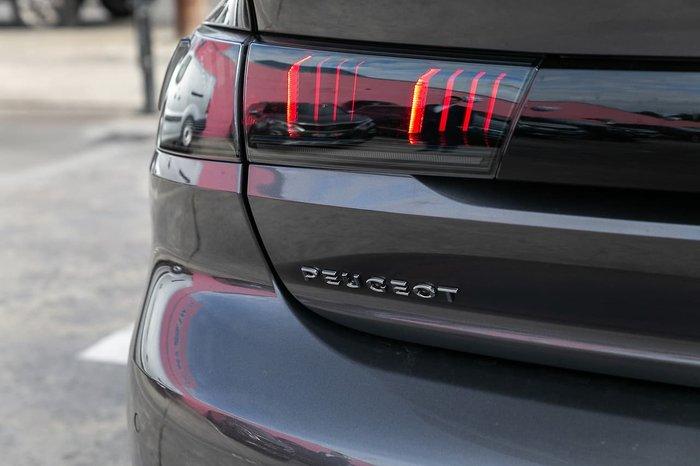 2019 Peugeot 508 GT R8 MY19 Grey