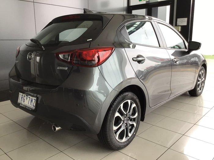 2019 Mazda 2 Genki DJ Series Grey