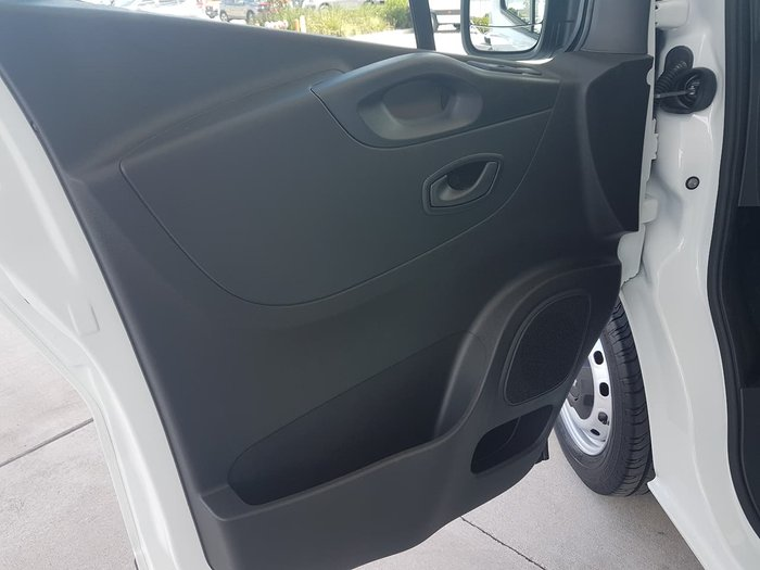 2020 Renault Trafic Pro 85kW X82 White