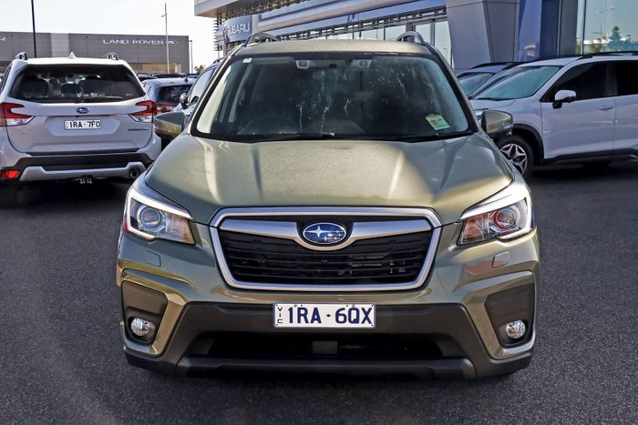 2019 Subaru Forester 2.5i-L S5 MY20 Four Wheel Drive Green