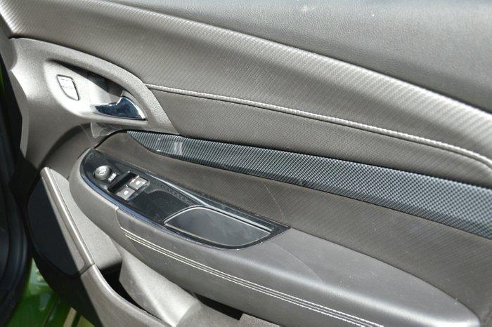 2016 Holden Ute SV6 VF Series II MY16 GREEN