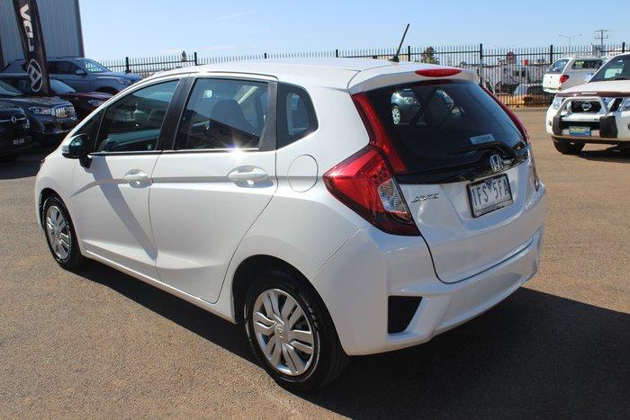 2015 Honda Jazz VTi GF MY15 White