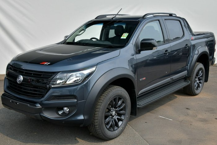 2019 Holden Colorado Z71 RG MY20 4X4 Dual Range DARK SHADOW