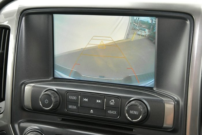 2019 Chevrolet Silverado 2500HD LTZ C/K25 4X4 GRAPHITE