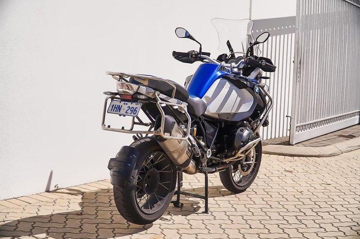 2015 BMW R 1200 GS ADVENTURE null null Blue