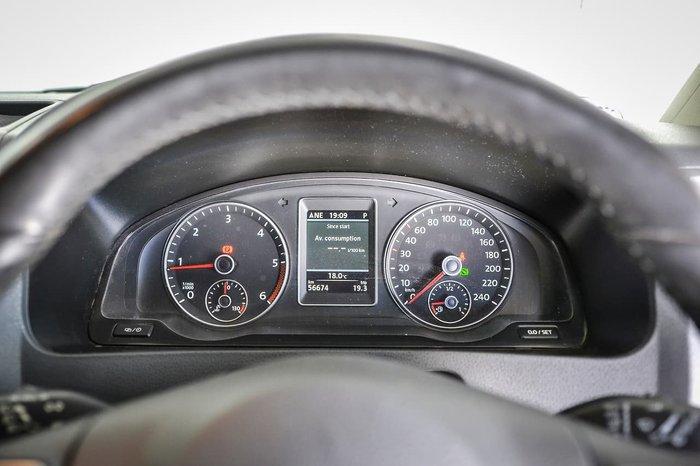 2012 Volkswagen Multivan TDI400 Highline T5 MY12 Silver