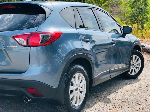 2015 Mazda CX-5 Maxx Sport KE Series 2 4X4 On Demand BLUE
