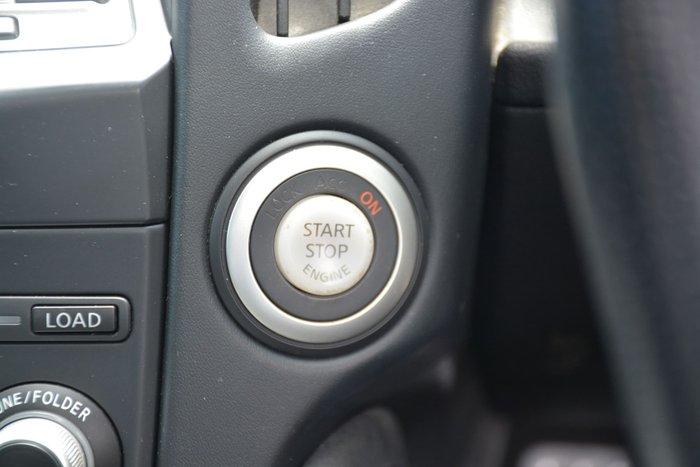 2011 Nissan 370Z Z34 MY11 Maroon
