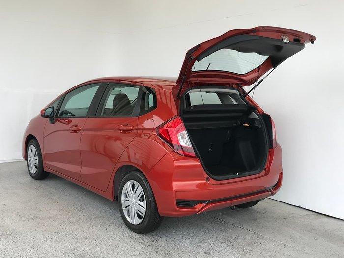 2019 Honda Jazz VTi GF MY20 Orange