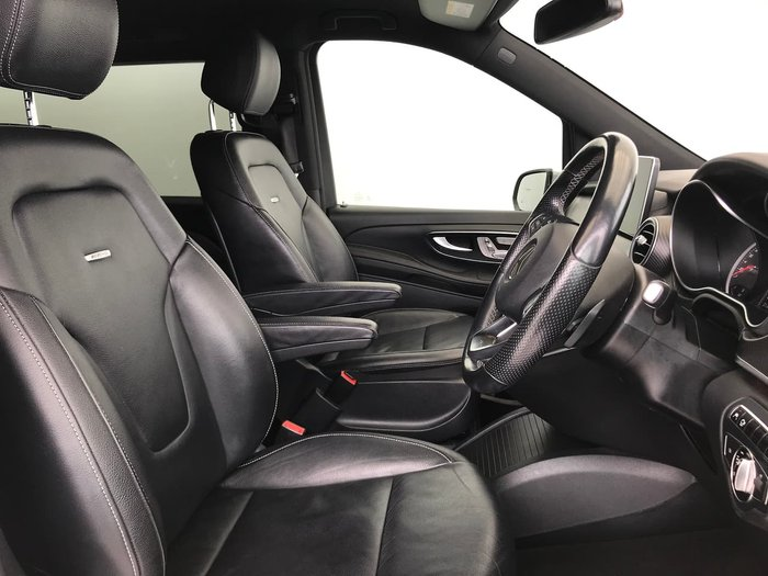 2016 Mercedes-Benz V-Class V250 d Avantgarde 447 Silver