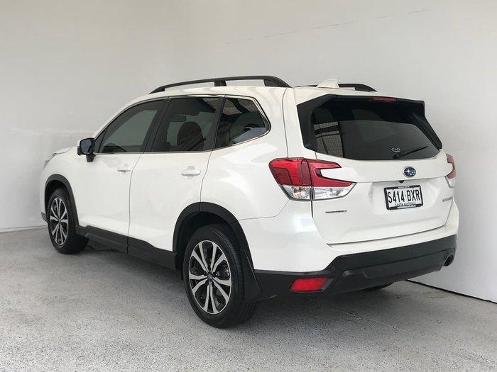 2018 Subaru Forester 2.5i Premium S5 MY19 Four Wheel Drive White