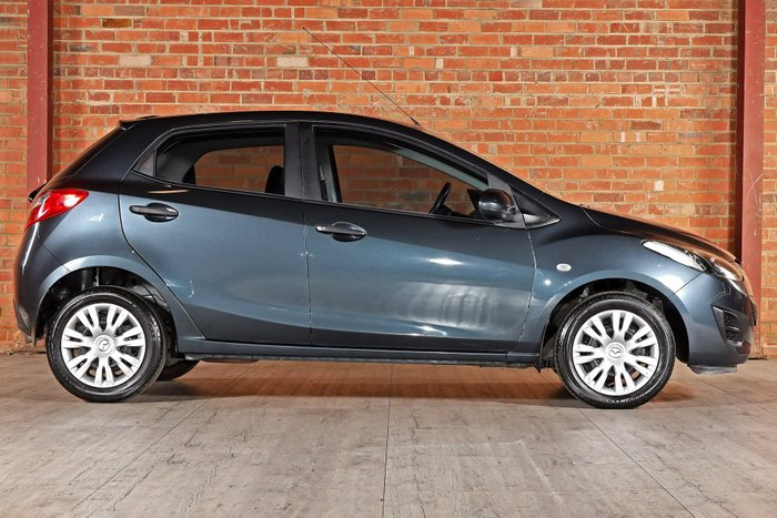 2010 Mazda 2 Neo DE Series 1 null